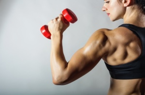 Strengthen The Muscles and Back